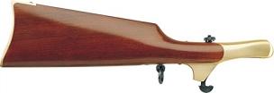 1851 Navy Shoulder Stock
