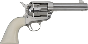 GWII DLX Stainless Steel .357Mag  4.75
